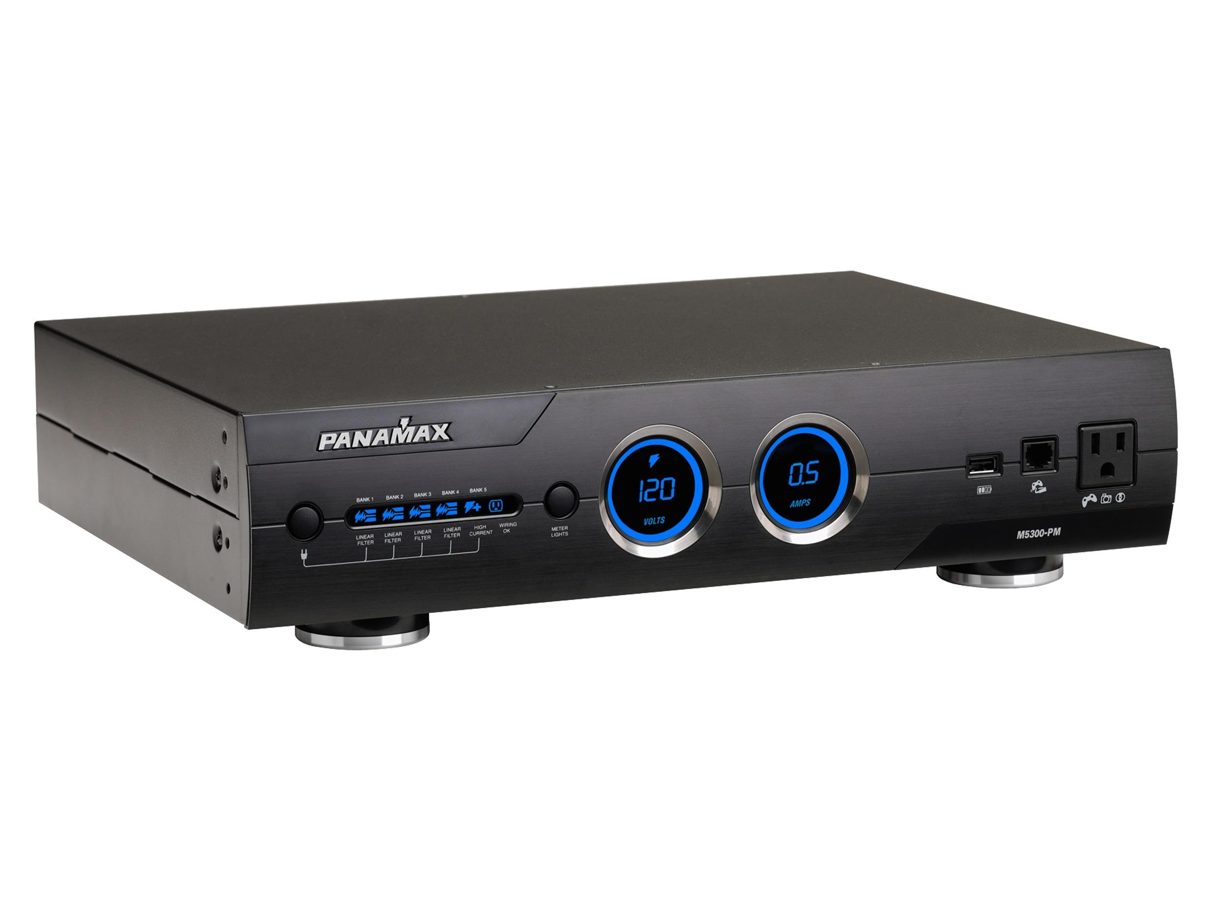 M5300-PM Max 5300 Power Conditioners/2RU/11 Outlets by Panamax
