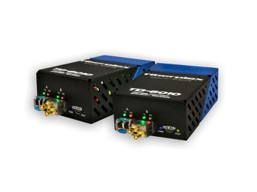 TKIT-3GT2-S TD-6010 (Pair) 3GSDI to SM Optical Conversion/2-Ch Single Direction/1310nm/20km by Patton
