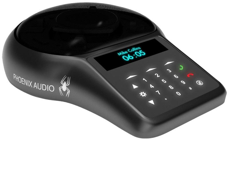 MT502 Spider USB and PSTN MT502 Conference Speakerphone by Phoenix Audio