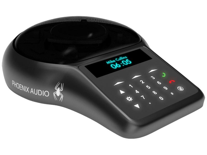 MT505 Spider IP HD audio Analog/USB Table-top Beamforming Conference Speakerphone by Phoenix Audio