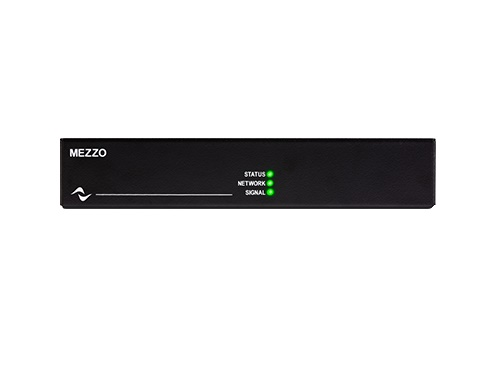 Mezzo 324 A 4 Channel Compact Amplifier by Powersoft