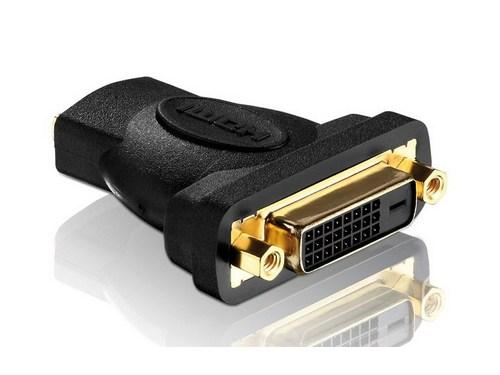 PI045 HDMI F to DVI F Adapter with TotalWire Technology by PureLink