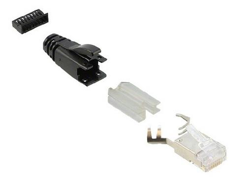 CX-Connector-10 Certified CATx Connector for CX Cable by PureLink