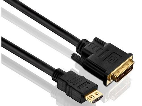 PI3000-010 HDMI to DVI Cable with TotalWire Technology - 1m (3.3 ft) by PureLink