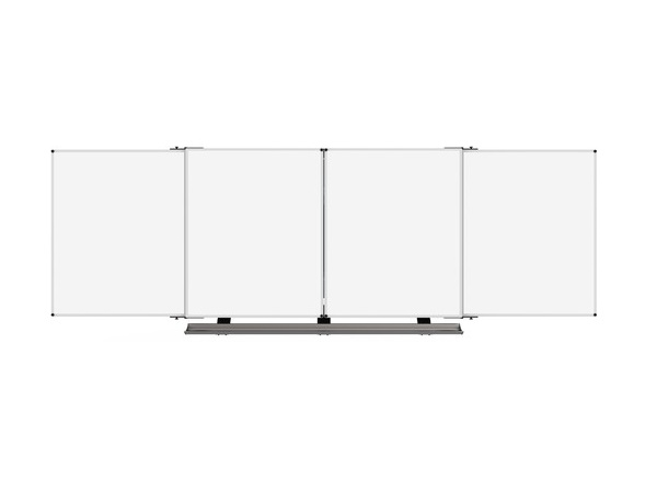 QBB481A75003 6 Whiteboard Surfaces and 4 Whiteboards for 60-65 inch Panel by QOMO