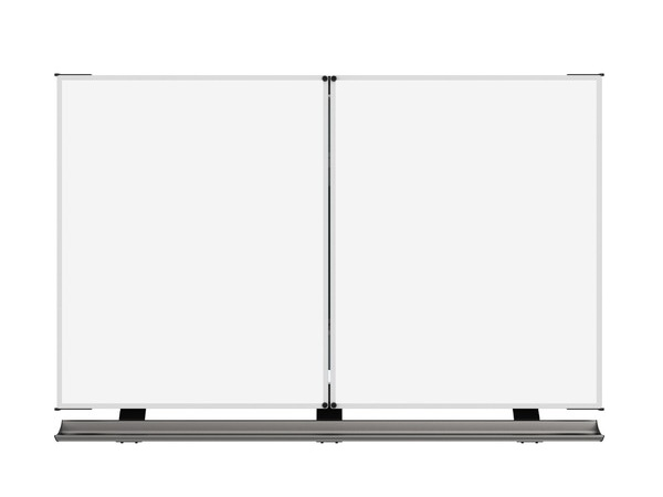 QBB481A76002 4 Whiteboard Surfaces and 2 Whiteboards for 70-75 inch Panel by QOMO