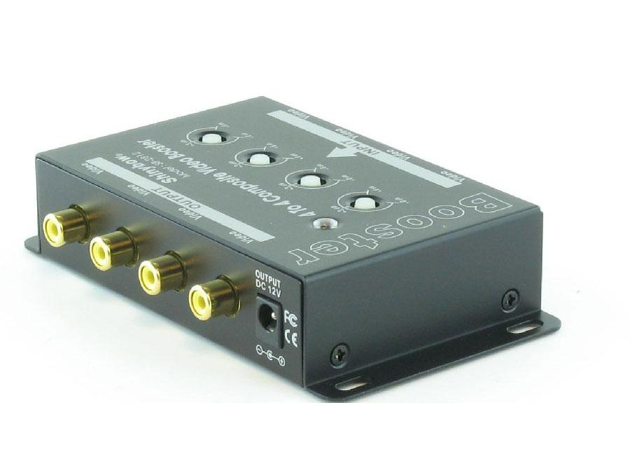 SB-2812-b 4x4 Composite Video Booster by Shinybow
