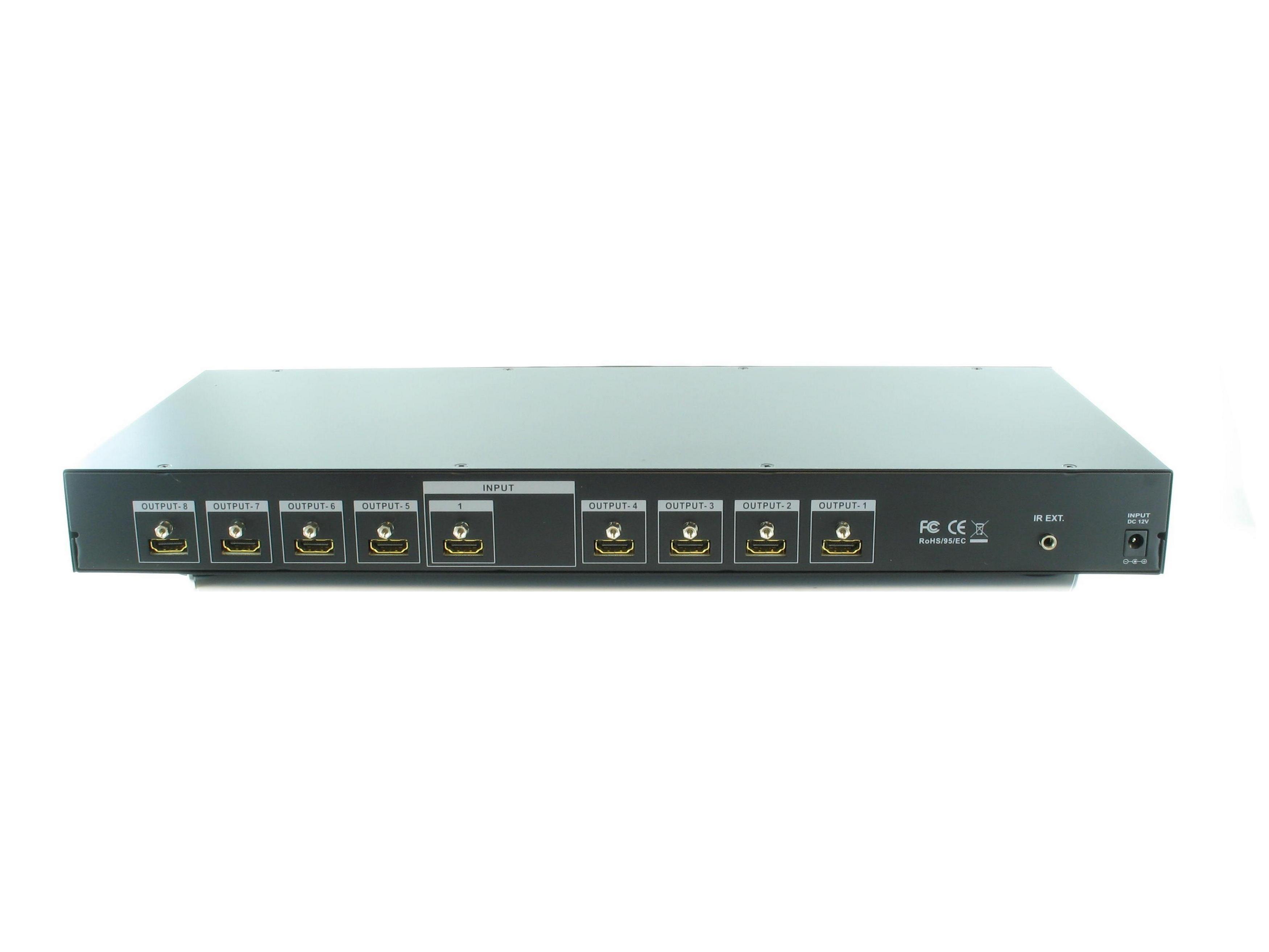 SB-5658 1:8 HDMI Distribution Amplifier V1.3b by Shinybow