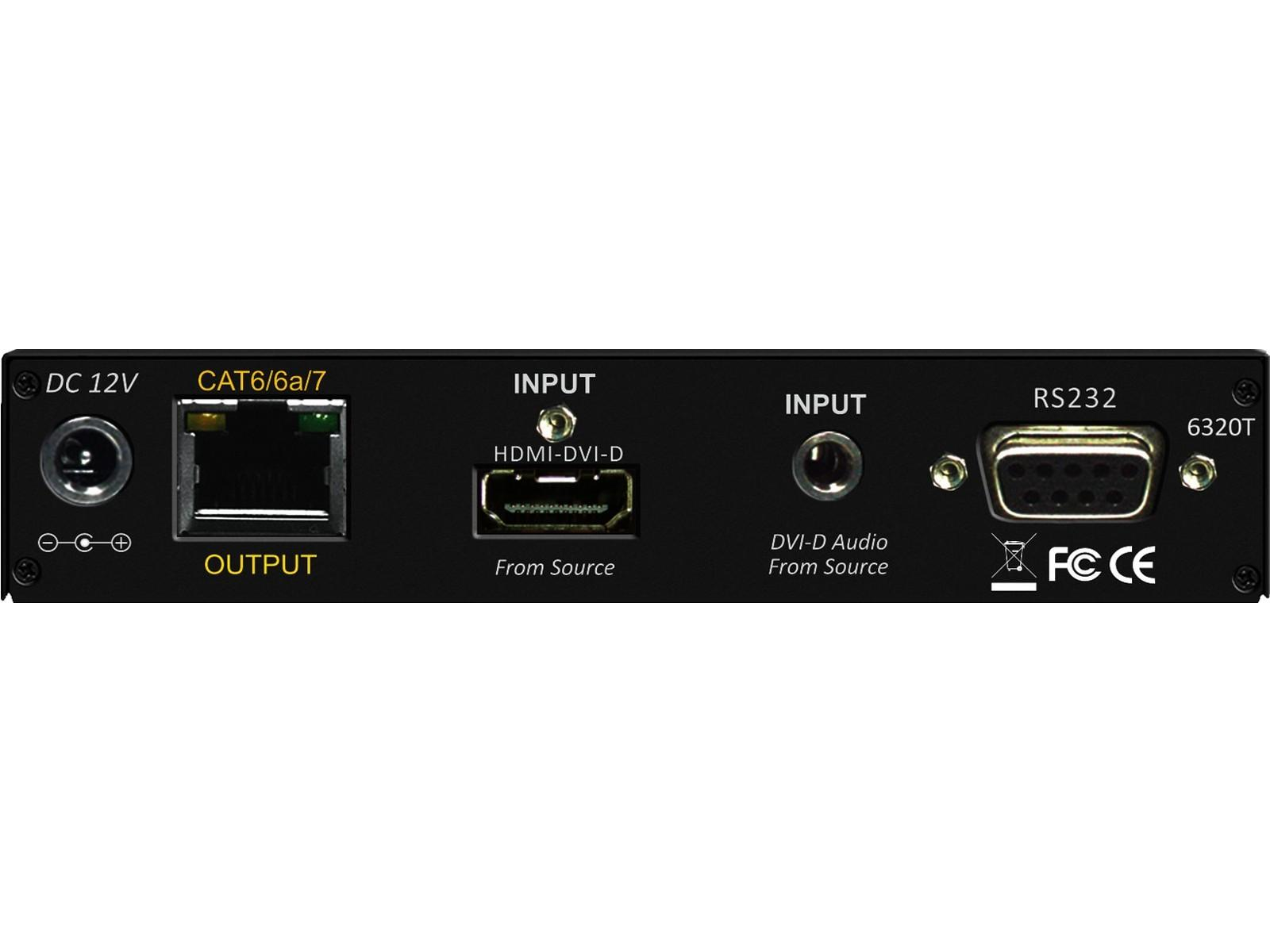 SB-6320T HDMI/IR/RS323/Ethernet/Audio HDBaseT Extender (Sender) 330ft by Shinybow