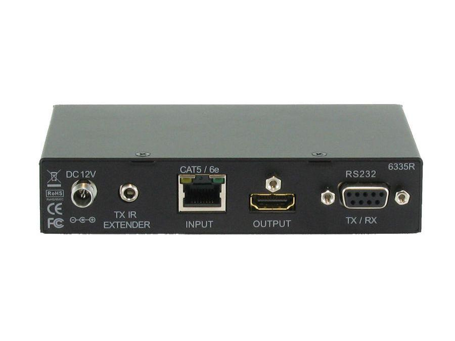 SB-6335R HDMI 1.4 CAT5/6 Extender (Receiver) with IR/RS232 by Shinybow