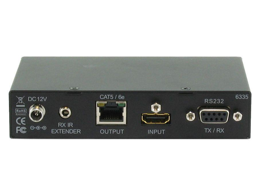 SB-6335T HDMI 1.4 CAT5/6 Extender   IR/RS232 (Transmitter) by Shinybow