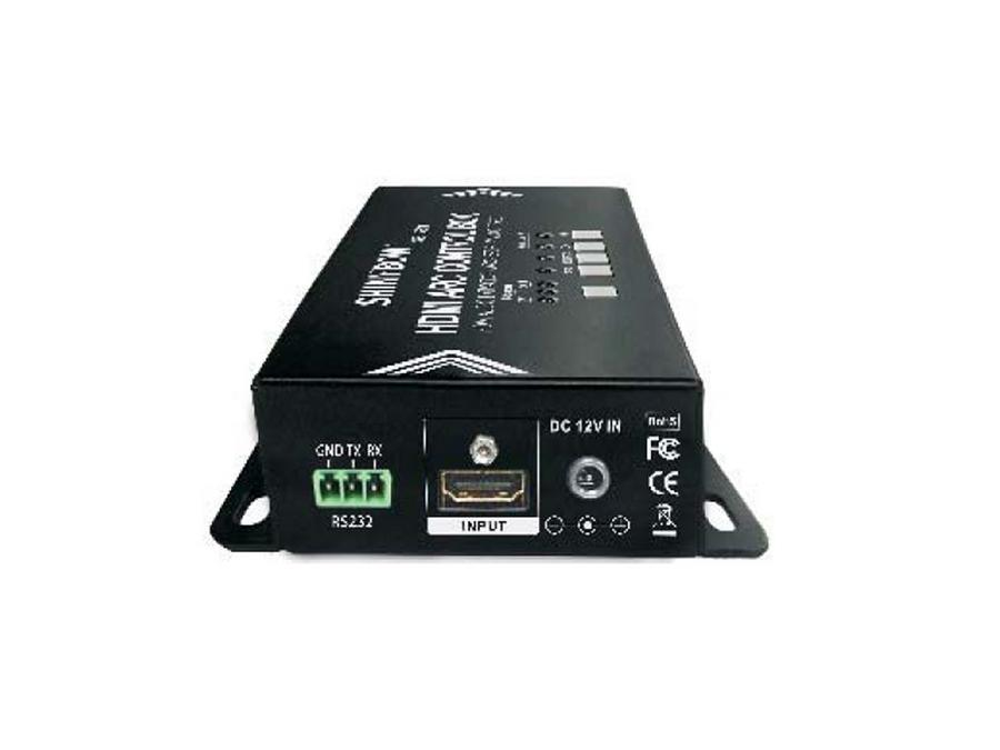 SB-5610 HDMI Audio Extractor-ARC-SPDIF-Analog Stereo Control Box by Shinybow