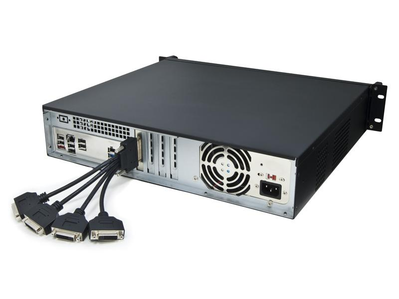 AP-SVWP-120G5S SignWall-Pro Digital Signage Menu Player with Capture Card/120GB Disk/4GB RAM/ i5 by Smartavi
