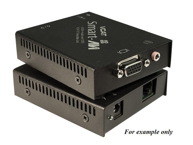 VCA-TX100S VGA/Audio CAT5 Extender (Transmitter) UXGA/1000ft/1080P/HDTV by Smartavi