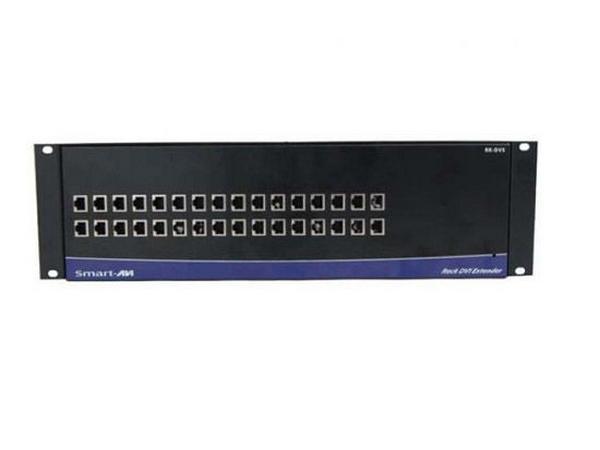 RK-DVS-TX16S 16-Port Transmitter for RACK-DVS200 (DVI-D Extender Over 220ft  local loop) by Smartavi