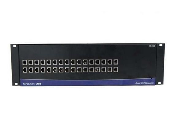 RK-DVS-TX8S 8-Port Transmitter for RACK-DVS200 (DVI-D Extender Over 220ft  local loop) by Smartavi