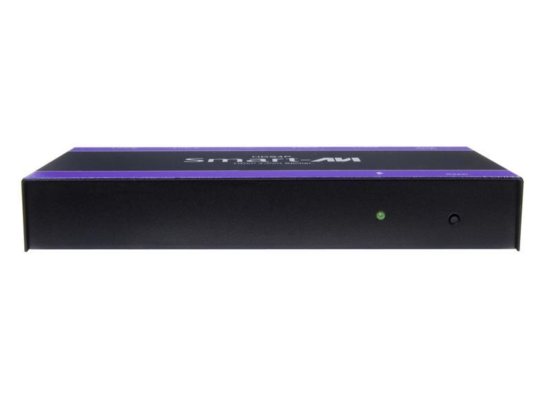HDS4PS HDMI 4x1 Splitter 480i/480p/720i/720p/1080i/1080p/WUXGA/1920x1200 by Smartavi