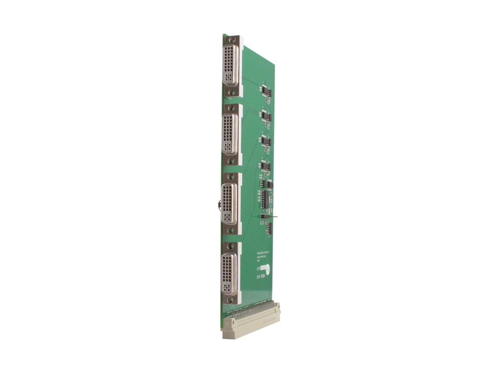 MXC-UD4PI 4-Port DVI-D Input Card for MXCORE-UD by Smartavi