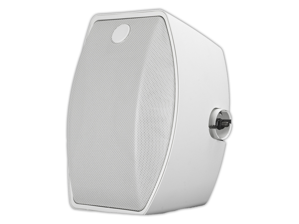 IPD-SM500i-II-WH 5.25 inch Coaxial Surface Mount Speaker/White by Soundtube