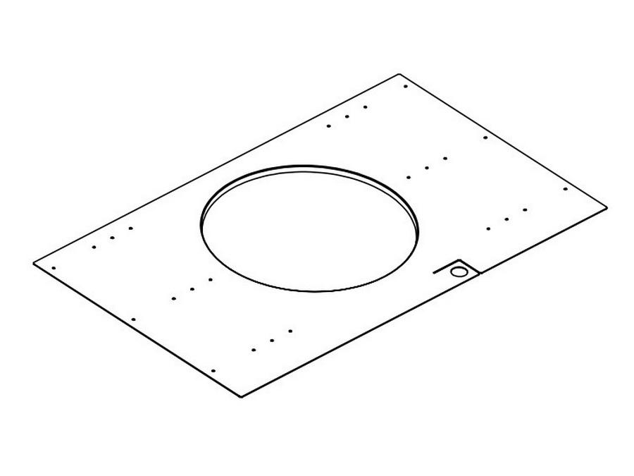 AC-CMEZ6/8-PCB Pre-Construction Bracket for IP-CM62-BGM/IP-CM82-BGM by Soundtube