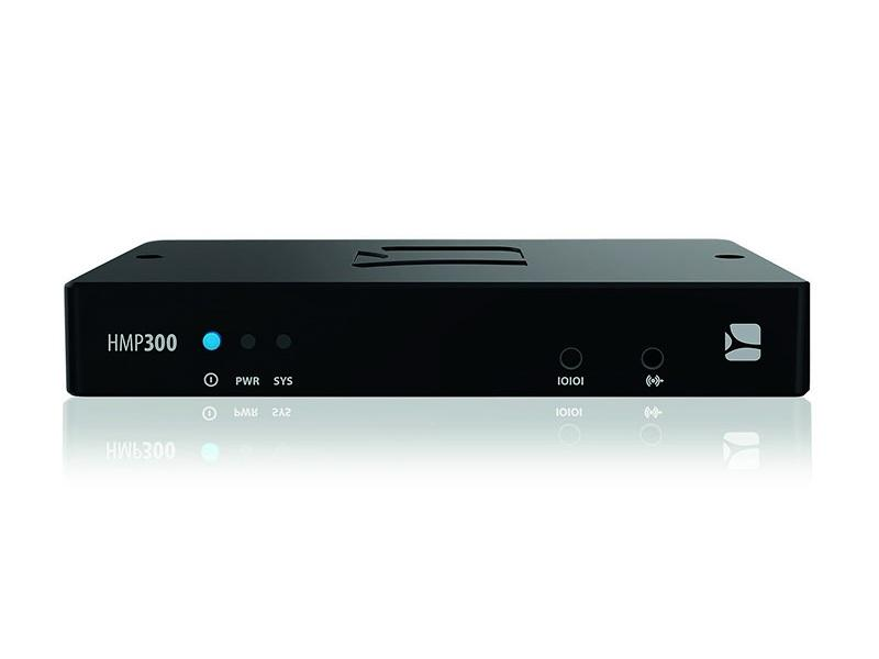 HMP300 1080p HD Hyper Media Player by SpinetiX