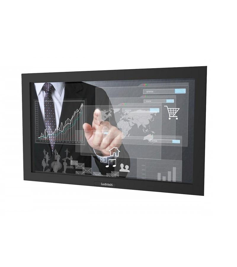 DS-3211MTL-BL 32 inch Pro Series Outdoor Digital Signage/Full Sun and Active Areas/Touch Screen by SunBriteTV