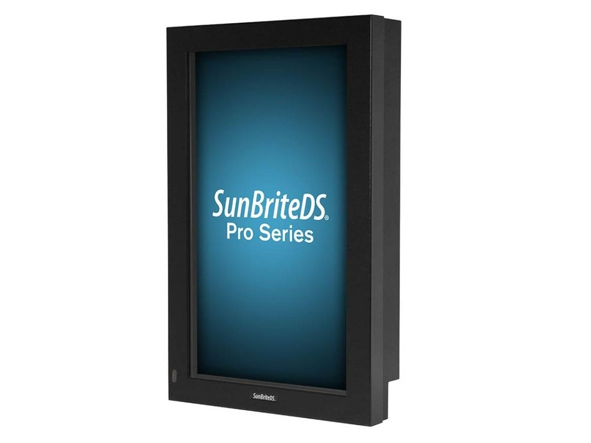 DS-3214P-BL 32 inch Pro Series Outdoor Digital Signage - Black by SunBriteTV