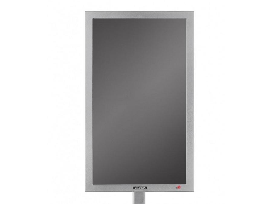 DS-4717P-SL 47in Pro Series Outdoor Digital Signage HD TV silver by SunBriteTV