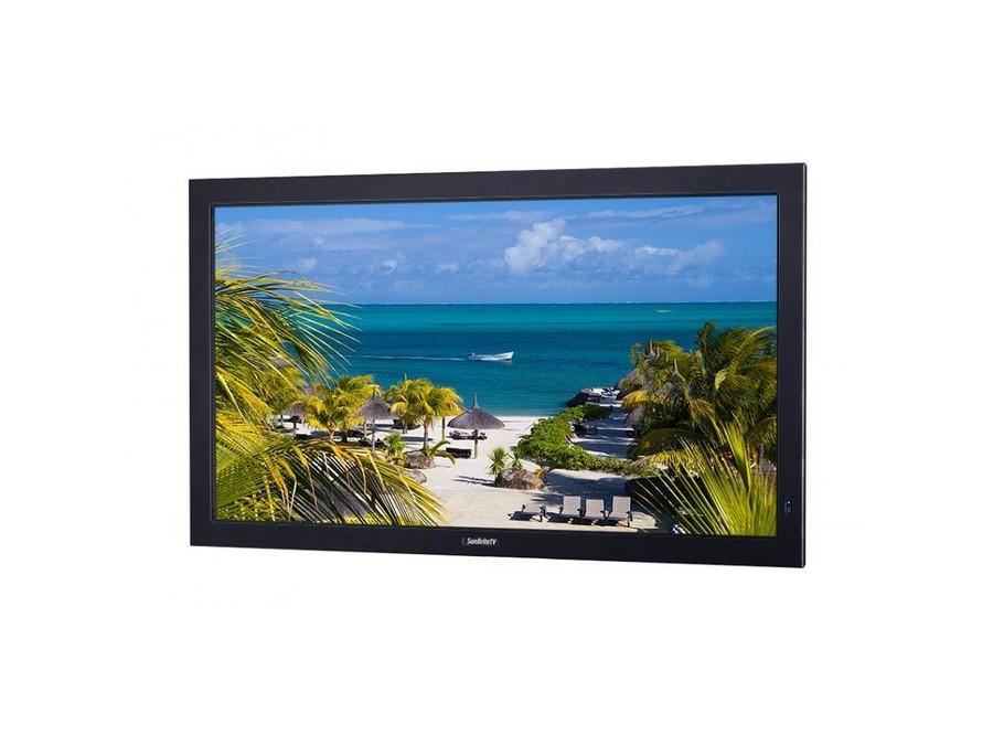 SB-5517HD-BL 55in All weather outdoor LED HDTV Black by SunBriteTV