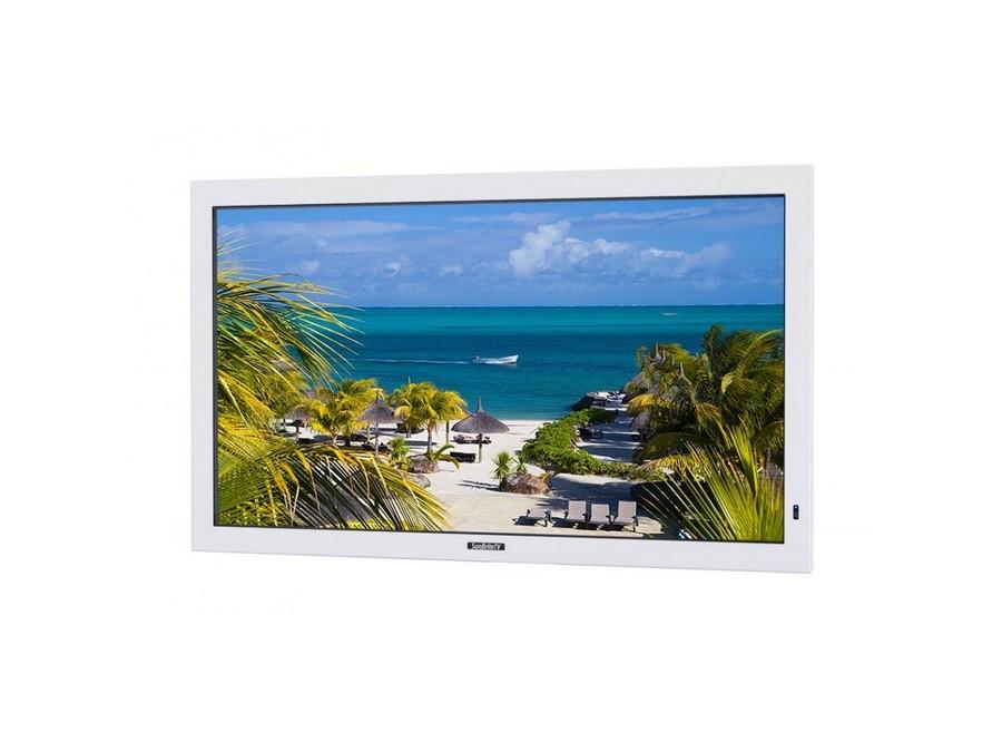 SB-5517HD-WH 55in All weather outdoor LED HDTV White by SunBriteTV