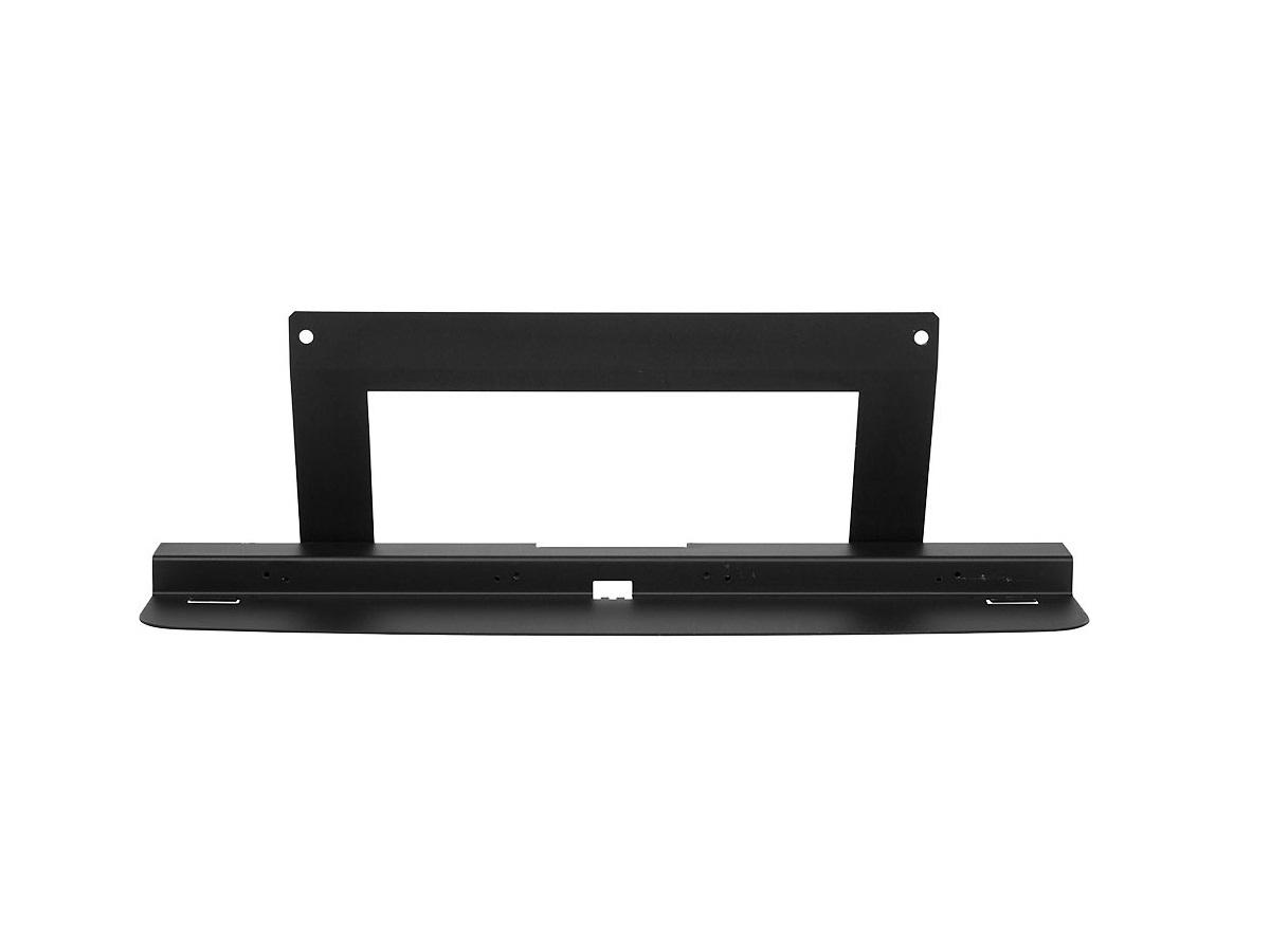 SB-TS657-BL Table Top Stand for 65 inch Outdoor TV - Black by SunBriteTV