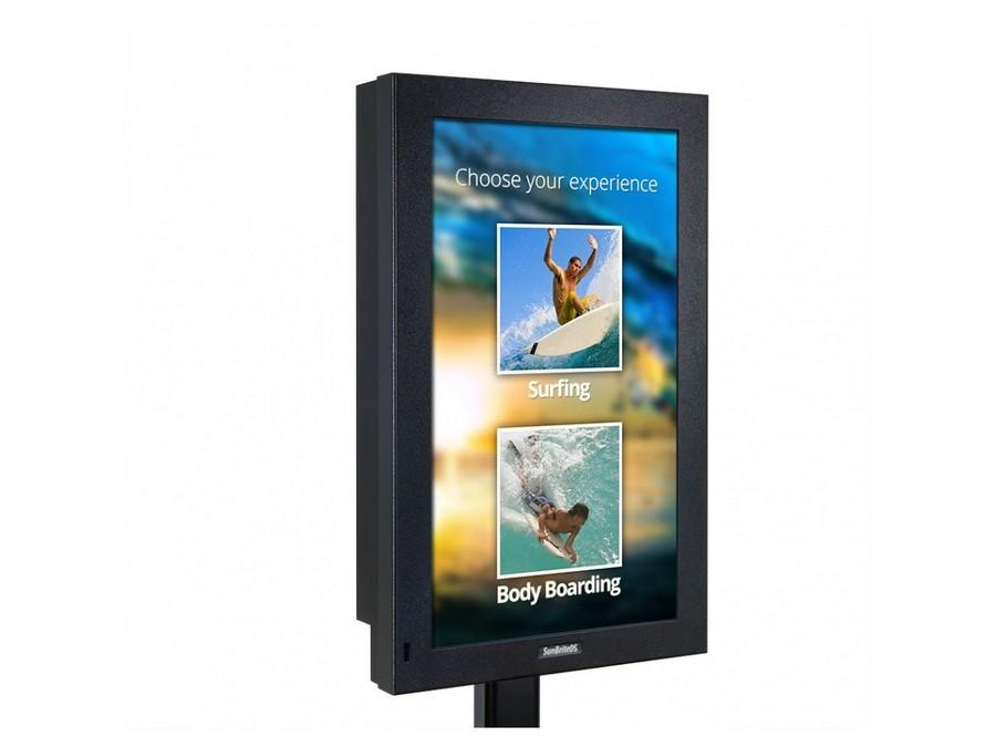 DS-3214TSP-BL 32in Pro Series Weatherproof Touch Screen monitor/TV BL by SunBriteTV