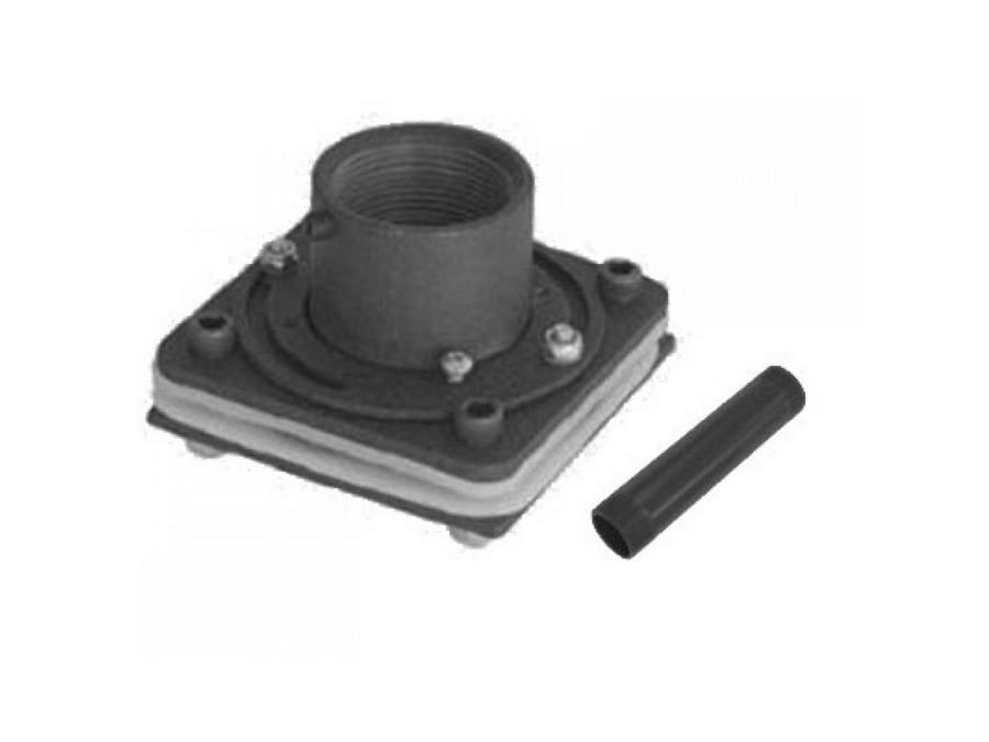 SB-CMSAK-BL Weatherproof Ceiling Mount Adaptor Black by SunBriteTV