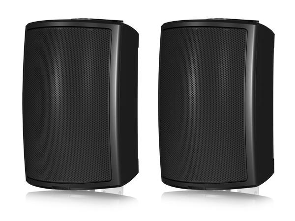 AMS 6ICT 6 inch ICT Surface-Mount Loudspeaker/Black/Pair by Tannoy