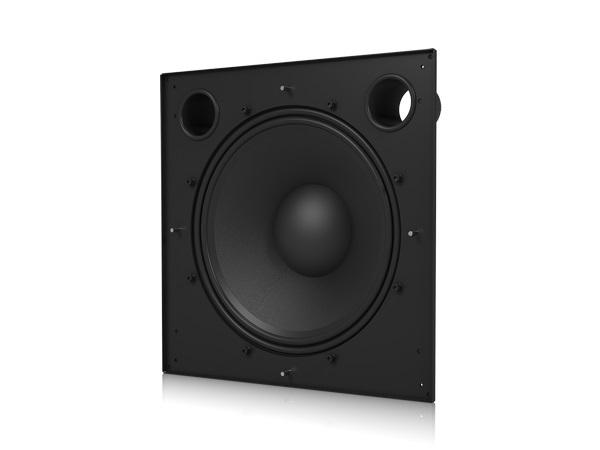 CMS 1201SW 12 inch Ceiling Subwoofer for Installation Applications/Black by Tannoy