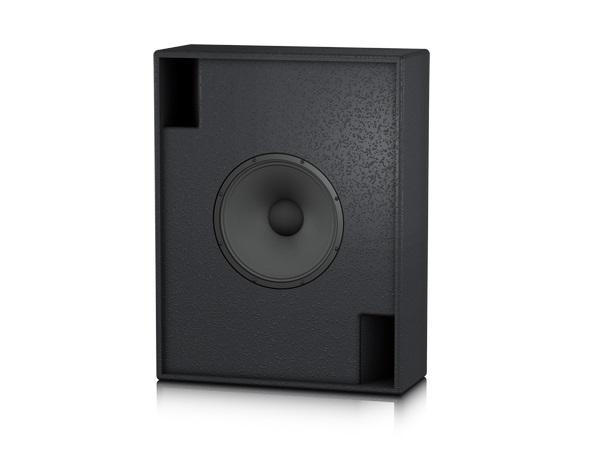 DCS115B Low Profile 15 inch Subwoofer for Cinema Installation Applications/Black by Tannoy