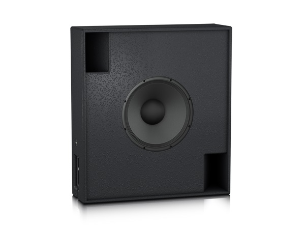 DCS118B Low Profile 18 inch Subwoofer for Cinema Installation Applications/Black by Tannoy