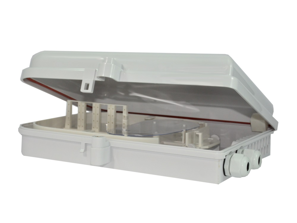 TL-16P-DB-O 16-port Indoor/Outdoor Wall-Box by TechLogix Networx
