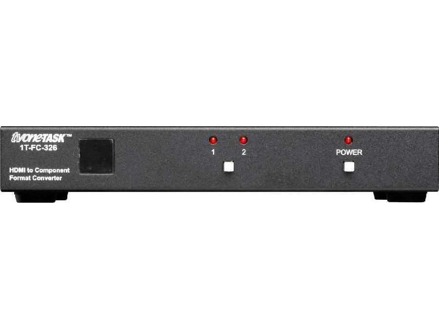 1T-FC-326 HDMI to Component Video Format Converter by TV One