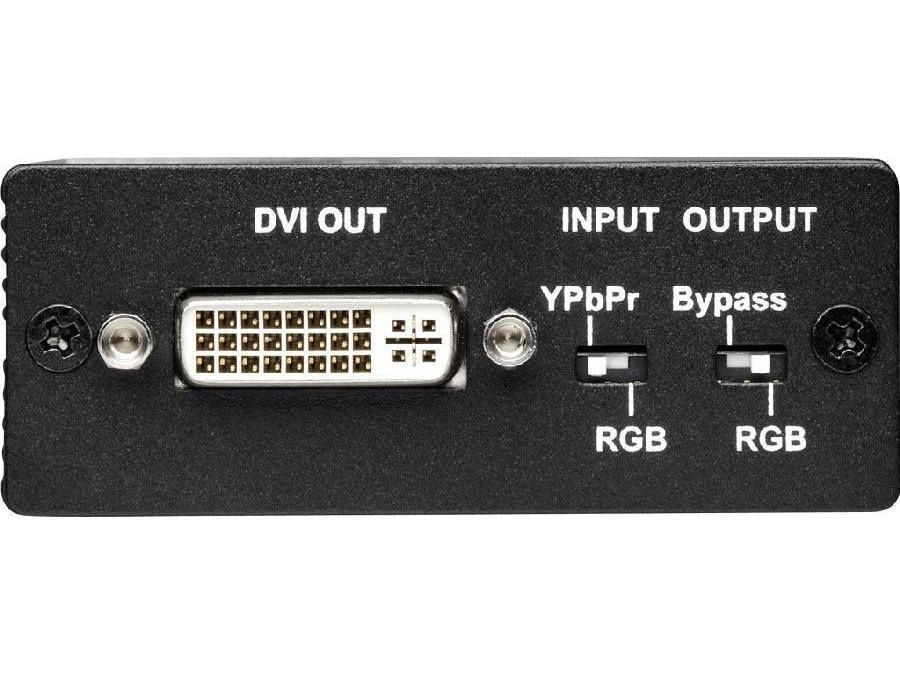 1T-FC-524 Analog RGBHV or Component YPbPr Video to DVI Converter by TV One