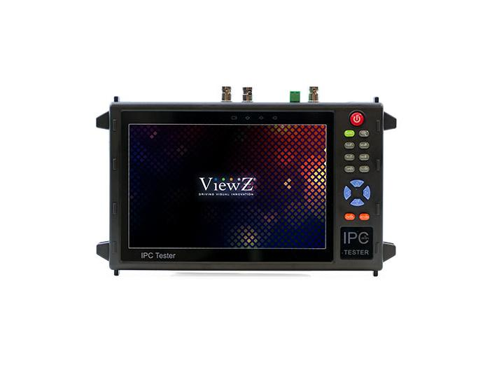 VZ-7IPTM 7in Touch Screen/WiFi IP LED Test Monitor by ViewZ