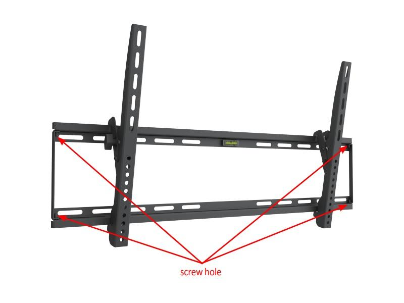 VZ-WM71 Wall Mount for 40 inch to 65 inch monitors by ViewZ