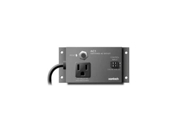 AC1 DC Controlled AC Outlet by Xantech