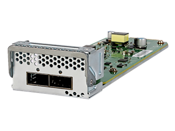 APM402XL Netgear Expansion Module Port Card with 2x40G QSFPplus for M4300-96X Switch by ZeeVee