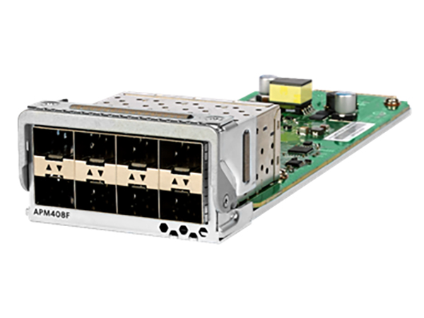 APM408F Netgear Expansion Module Port Card with 8x1G/10GBASE-X SFPplus for M4300-96X Switch by ZeeVee