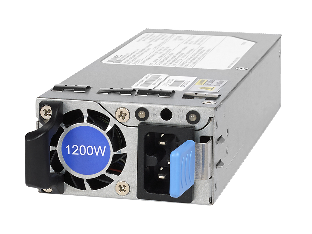 APS1200W Netgear Modular 1200W AC Power Supply Unit for M4300-96X (PoE Applications) by ZeeVee