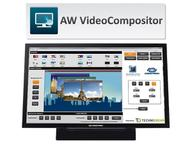 AW VDC AW VideoCompositor Smart Graphics Modules by Analog Way