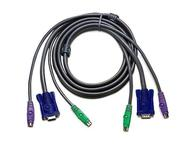 2L1006P/C MasterView PS/2 KVM Cables - 20ft by Aten