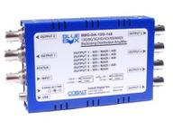 BBG-DA-12G-1x6 12G/6G/3G/HD/SD-SDI/ASI/MADI Reclocking Distribution Amplifier w Input Status LED by Cobalt Digital