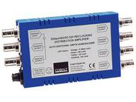 BBG-DA-3G-1x6 3G/HD/SD/ASI Reclock Distribution Amplifier w B-Rate Status by Cobalt Digital